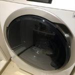 Panasonicのドラム式洗濯機に買い替えて半年が経過した結果。